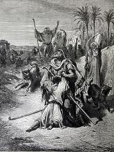 The Dore Bible Gallery pg. 75 - The Prodigal Son
