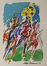 Fine Art Print After Leroy Neiman