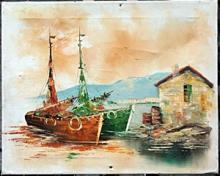 C. Gibbs - Original Acrylic Painting