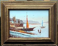 Scott - Original Acrylic Painting