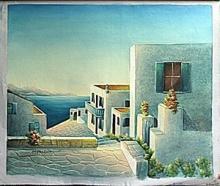 C. Benolt - Original Acrylic on Canvas