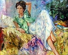 S. Ignater - Original Acyrlic on Canvas