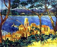 Nicolas B. - Original Acrylic on Canvas