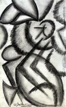 Untitled - Drawing on Paper - Umberto Boccioni