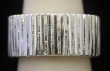Fancy Silver Designer Band (220I)