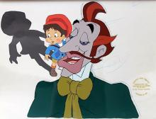 Hand Painted Production Cel