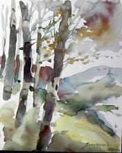 Original Watercolor by Michael Schofield