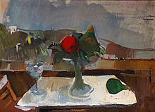Rudolf Bér (1924-2004): Still life