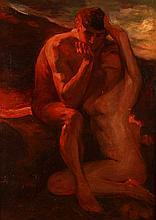 András Bacsa (1870-1933): Couple