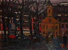 Ervin Balogh (1925): Rókus Church
