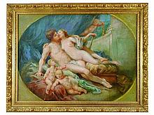 Hans Zatzka (1859-1945): Love