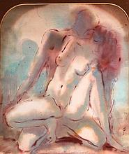 Sándor Bihari (1855-1906) Love