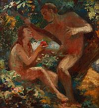 Antal Péczely (1891-1944) The Fall