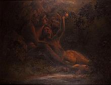 Jenő Mártin Adam and Eve