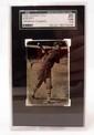 1929 ZEENUT PCL KEESEY BASEBALL CARD - SGC 20 FAIR 1.5