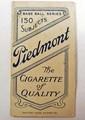 1909-11 T206 DOC CRANDALL - NEW YORK BASEBALL CARD W/ PIEDMONT CIGARETTE BACK