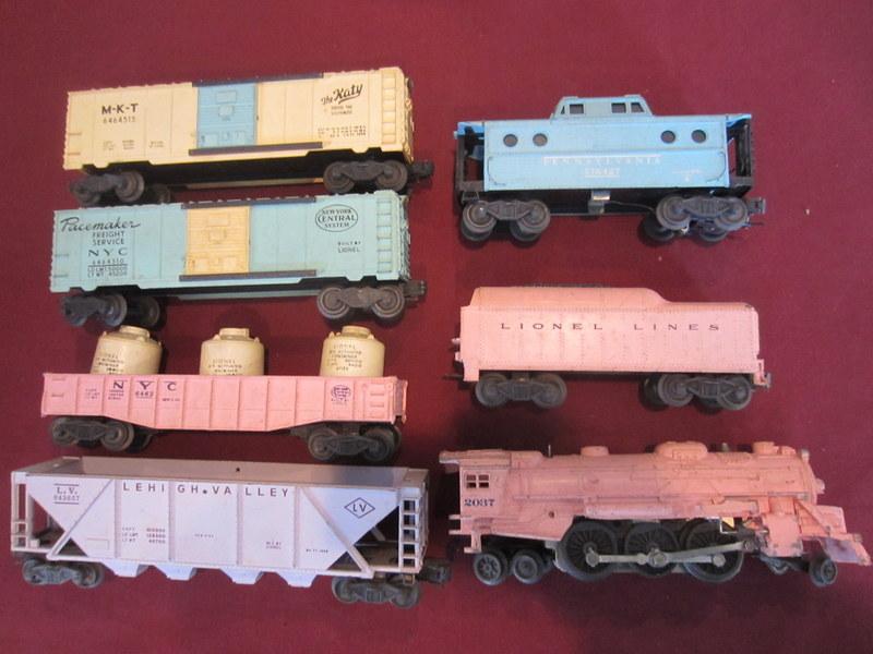 Lionel Original Girls Train Set