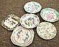 6 Chinese/Japanese Porcelain Plates