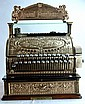 Antique Brass National Cash Register, 1928-1929