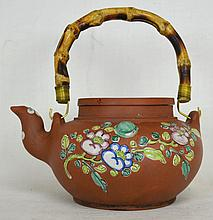 19th c. Chinese Yixing Teapot