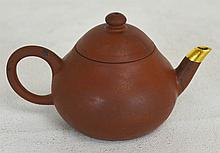 Small 19th c. Chinese Yixing Teapot