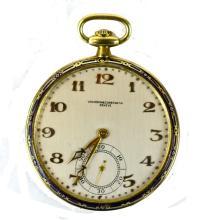 14K Gold Vacheron & Constantin Pocket Watch