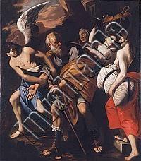 agostino beltrano napoli 1607   1656 fuga di lot