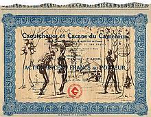 Caoutchoucs et Cacaos du Cameroun
