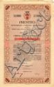 4,5% Città di Trieste col suo Territorio - Prestito di nominali Corone 10.000.000