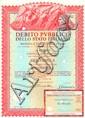 Rendita cinque per cento - R.D.L. 20 settembre 1935 n. 1684, convertito nella Legge 9 gennaio 1936 n.118