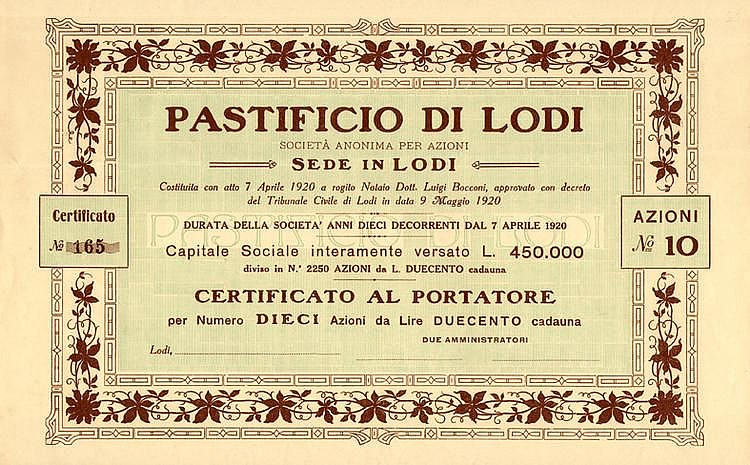 Pastificio di Lodi