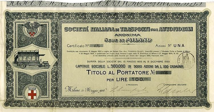 Società Italiana di Trasporti con Automobili