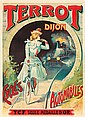 Terrot / Dijon / Cycles Automobiles. ca. 1898