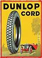 Dunlop Cord. ca. 1923