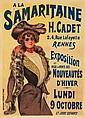 A La Samaritaine. ca. 1894