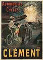 Automobiles et Cycles Clément. 1903