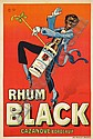 Rhum Black.