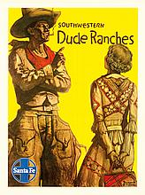 Santa Fe / Dude Ranches. ca. 1949