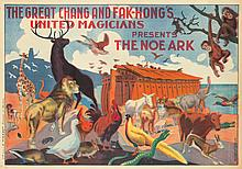 Great Chang & Fak-Hong's, The / The Noe Ark. ca. 1910