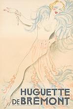 Huguette de Brémont. ca. 1931
