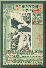 Academia Hoyos. ca. 1899