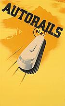 Autorails / PLM. ca. 1935