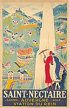 Saint-Nectaire. ca. 1930
