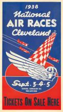 National Air Races / Cleveland. 1938