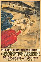 Exposition Internationale Locomotion Aérienne. 1919