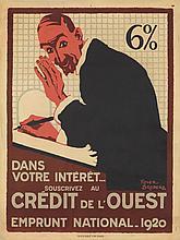 Crédit de l'Ouest. 1920