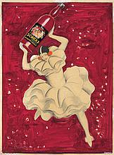 Schick's: Maquette. ca. 1920