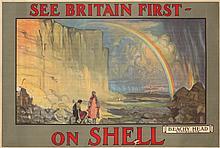 Shell / Beachy Head. ca. 1925