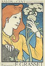 Salon des Cent / Exposition E. Grasset. 1894