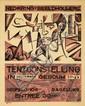 Ned. Kring v. Beeldhowers / Tentoonstelling. ca. 1922